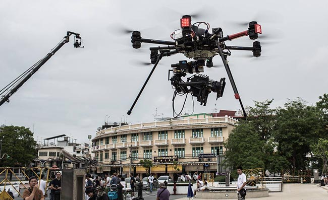RENT DRONE THAILAND FILMSERVICE ASIA FILM SERVICE THAILAND RENT DRONE IN THAILAND DRONE BANGKOK