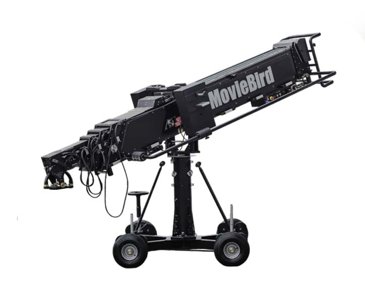 rent technocrane moviebird in thailand